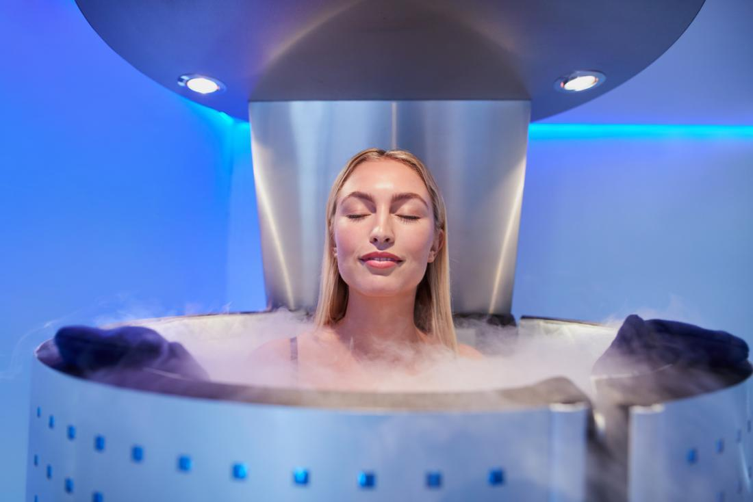 Whole Body Cryotherapy abu dhabi